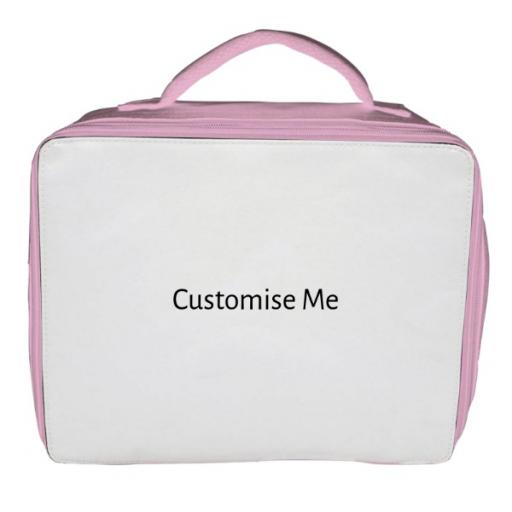 Lunch Cooler Bag - Add Text