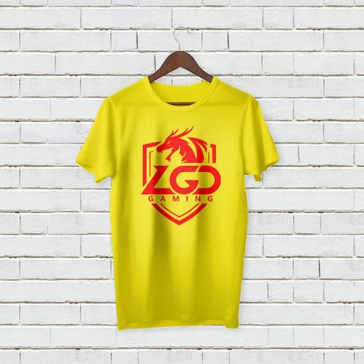 Personalised Text Gaming Sign T-shirt (4).jpg