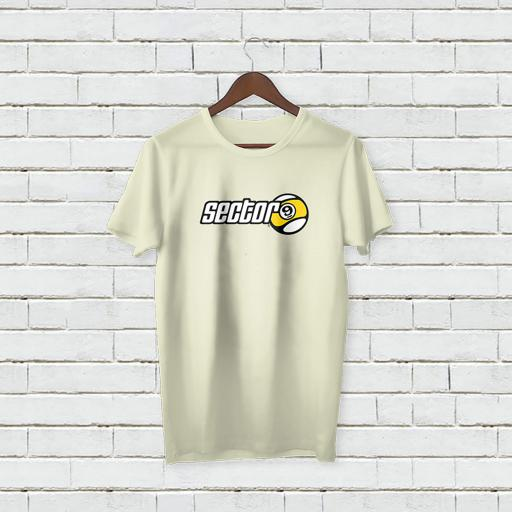 Personalised Text Sector-9 Brand T-shirt (4).jpg