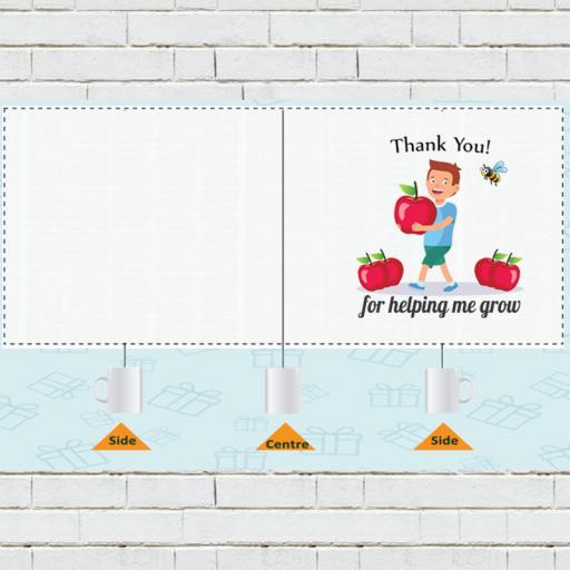 Personalised Text Thank You Teacher for Helping me Grow Mug.jpg