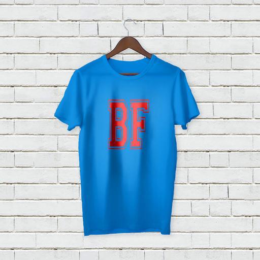 Personalised Text Boy Friend BF T-Shirt (2).jpg