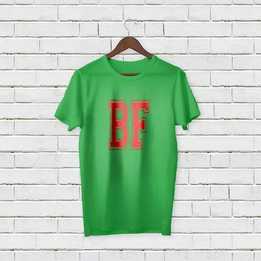 Personalised Text Boy Friend BF T-Shirt (4).jpg
