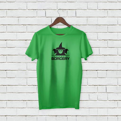 Personalised Text Secret Sorcey Creative Innovation  t-shirt (4).jpg