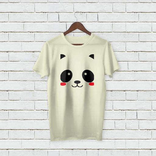 Personalised Text Animal Lover T-Shirt (4).jpg