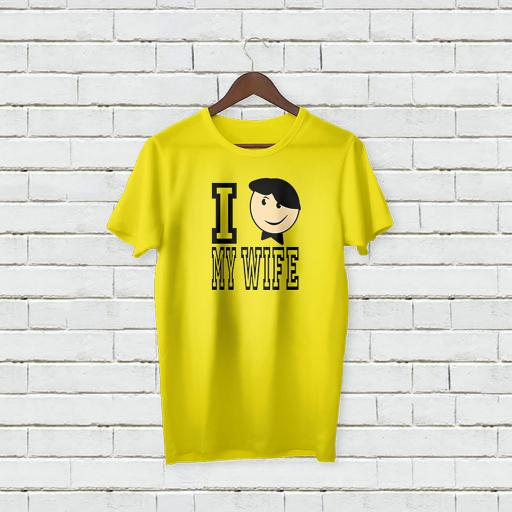 Personalised Text I Love my Wife T-Shirt (3).jpg