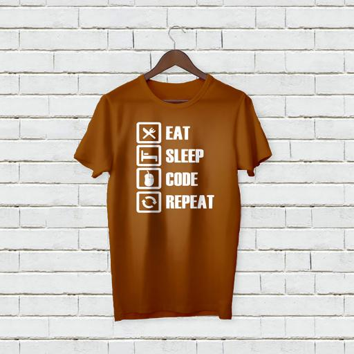 Personalised Text Funny Daily Activity T-Shirt (3).jpg