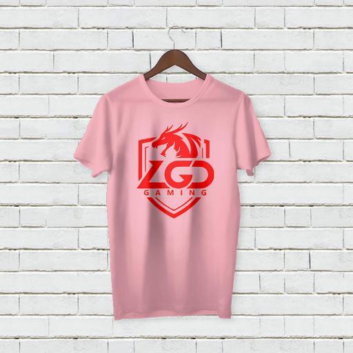 Personalised Text Gaming Sign T-shirt (3).jpg