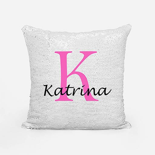 Untitled-4_0010_Personalised Sequin Marmaid Magic Cushion Her Text K and Add Your Name Cushion.jpg.jpg