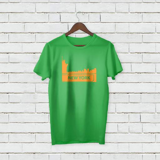 Personalised Text City Of New York Logo On T-Shirt (3).jpg