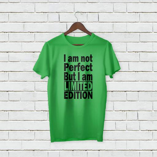 Personalised T-Shirt I Am Not Perfect But limited Edition T-Shirt (2).jpg