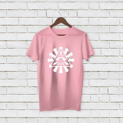 Personalised Evil Eye T-Shirt - Add Your Text/Name
