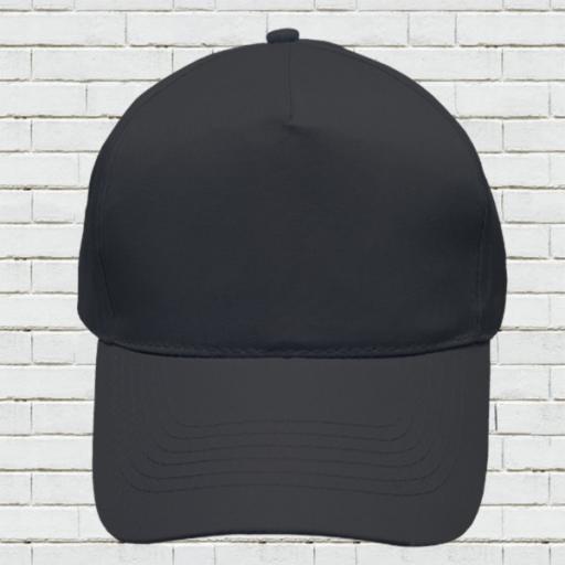 Personalised Baseball Cap - Add Text