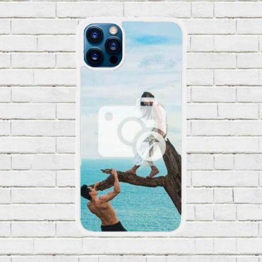 Customise Your Phone Case (White) - iPhone 12 6.1 Pro Max