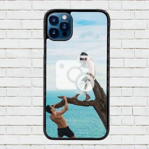Customise Your Phone Case (Black) - iPhone 12 6.1 Pro