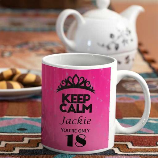 Birthday-Mug-Keep-Calm-You're-only-18-Red.jpg