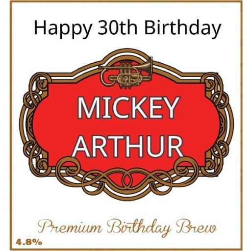 Stella Artois Beer Birthday Gift