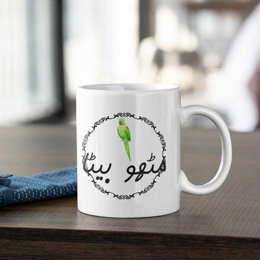 'Mittho Beta' (Sweetest/Dear Son) Desi Style Personalised Mug