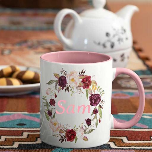 Pink-Colour-inside-Flower-Wreath-Design-Personalised-Name-Mug.jpg