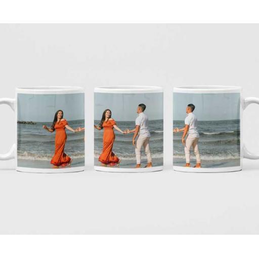 Personalised Full Image Wrap Mug